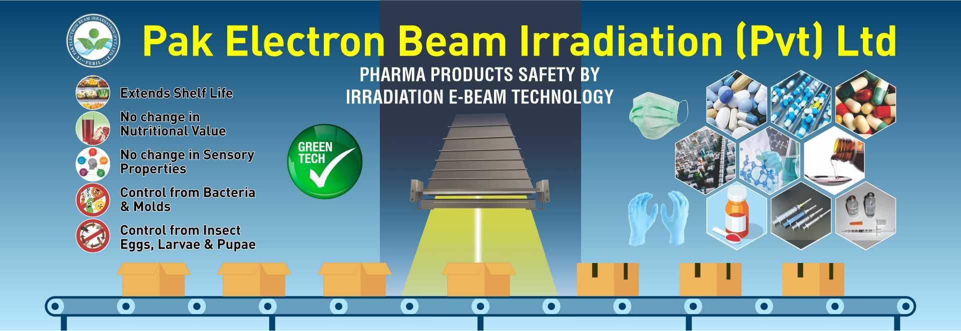Pak Electron Beam Irradiation (Pvt) Ltd