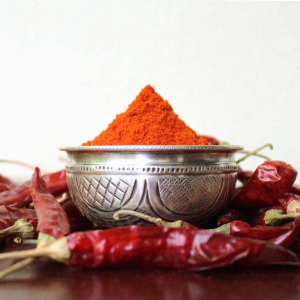 image Guntur Red Chilli Powder