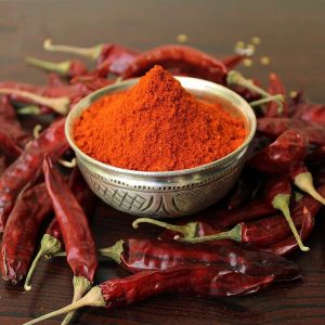 image Red Chilli Karam Podi