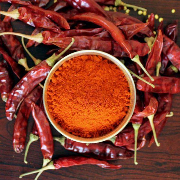 image Red Chilli Karam Powder