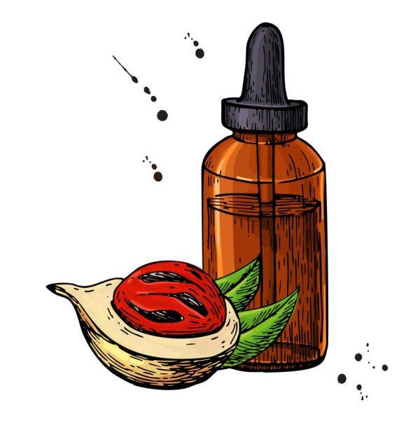 oil bottle mace