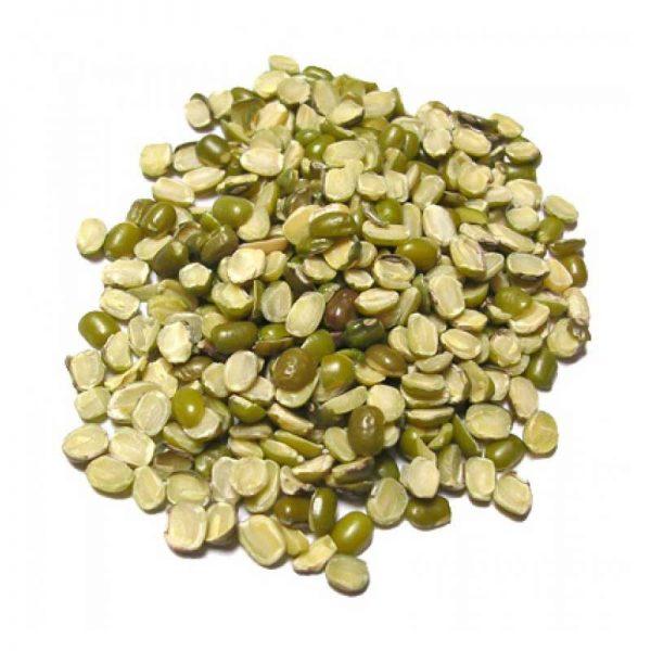 green gram split