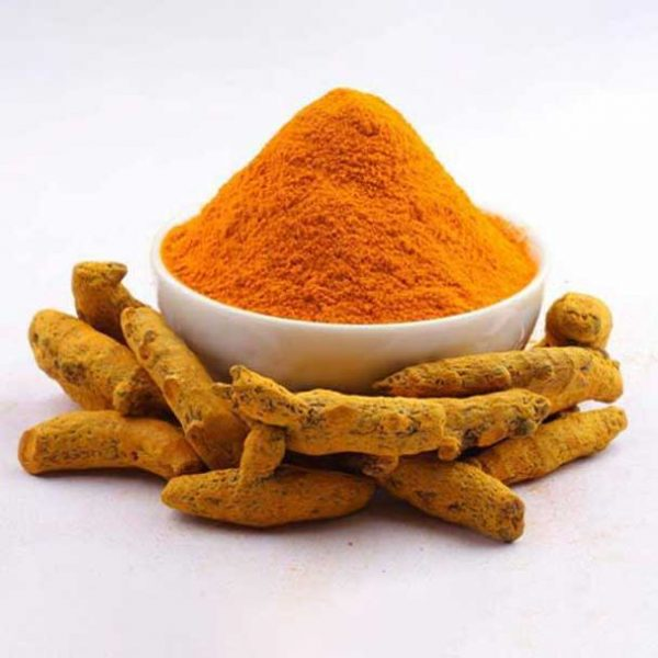 turmeric and powder