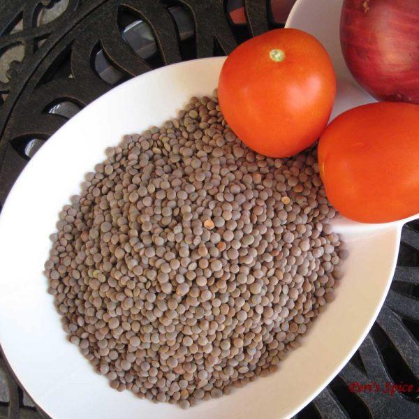 Brown Lentils